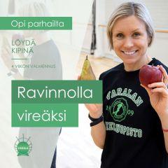 Varala Recharger - Ravinnolla Vireäksi (Verkkovalmennus)