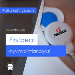 Firstbeat Hyvinvointianalyysi (kirjallinen palaute)