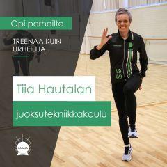 Tiia Hautalan juoksukoulu