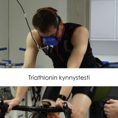 Triathlon kynnystesti